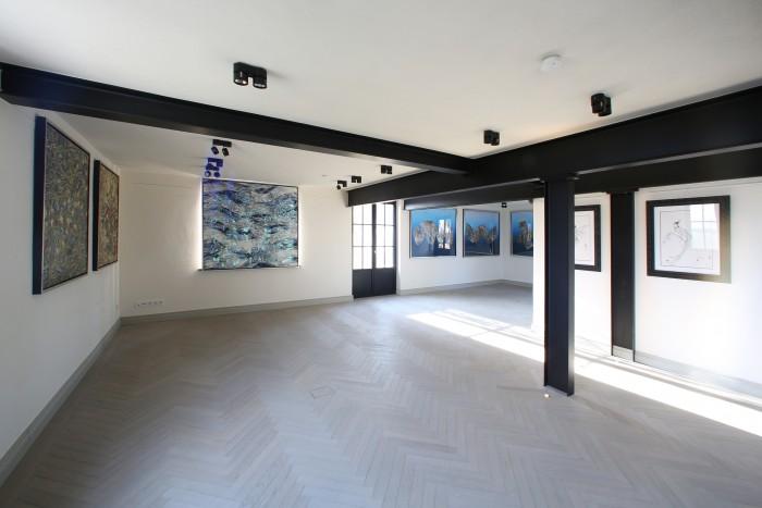Galerieprogramm - Raumbeispiel Auberge de Temple