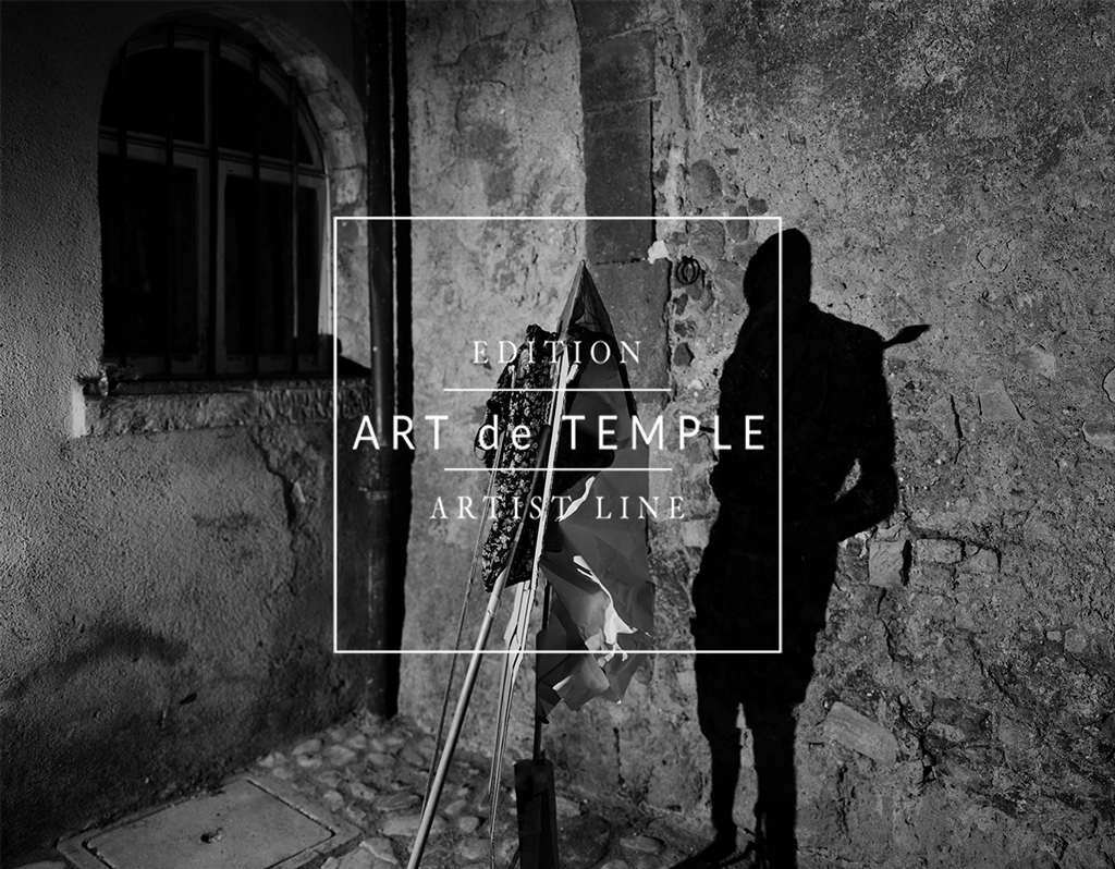 Art de Temple | Edition SKIAS | Sebastian